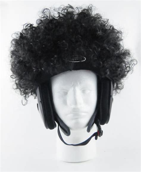 afro helmet mental gear ski snowboard crazy helmet cover afro