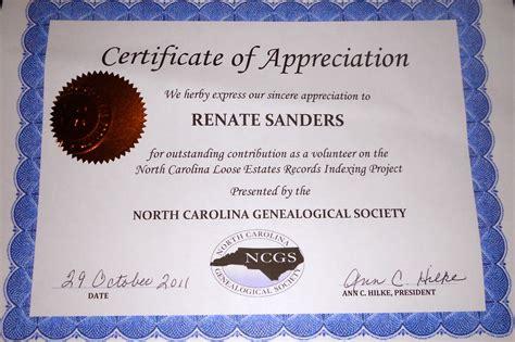 8 free printable certificates of appreciation templates