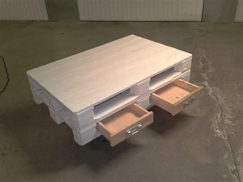Table Basse En by Tables Basses En Palettes Fashion Designs