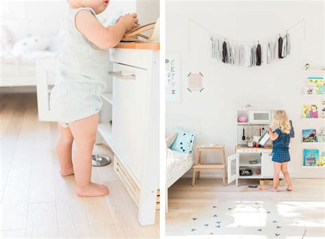a scandinavian style shared girls room by scandinavian style a modern pastel shared baby and toddler room happy grey