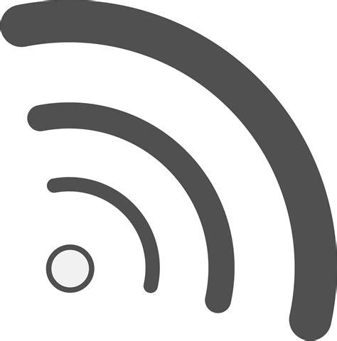Signal A clipart radio signal