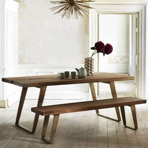 ikea dining table with bench wooden dining tables and benches homegirl