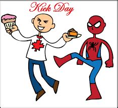 happy kick day  quotes sayings hd wallpapers whatsapp
