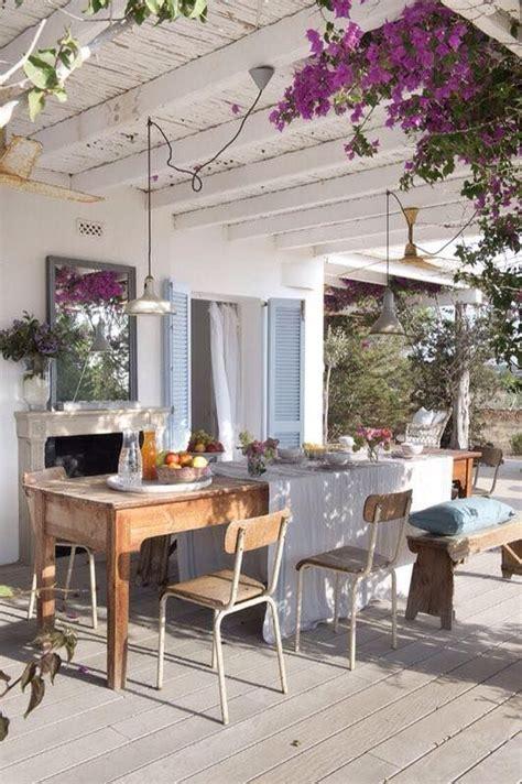 imagenes de jardines y quinchos patios y terrazas de estilo mediterr 225 neo christmas