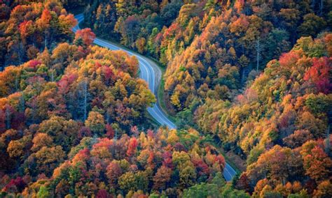 smoky mountain fall colors when is the best time to see smoky mountain fall colors