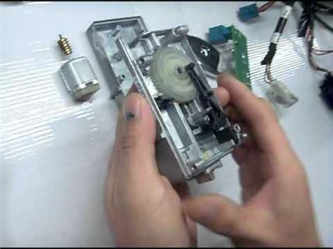 how to use esl elv motor steering lock