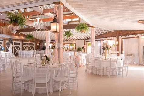 barn wedding venues rustic weddings