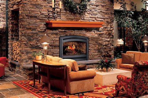 rustic decorations for homes quiet moments by the fireplace architecture interior