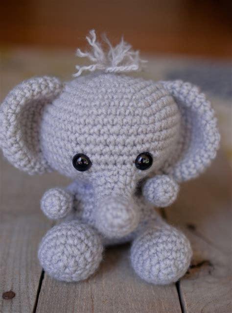 amigurumi elephant adorable elephant amigurumi pattern amigurumipatterns