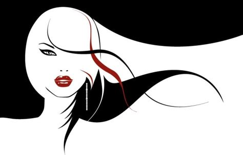 Hair free vector download (476 Free vector) for commercial