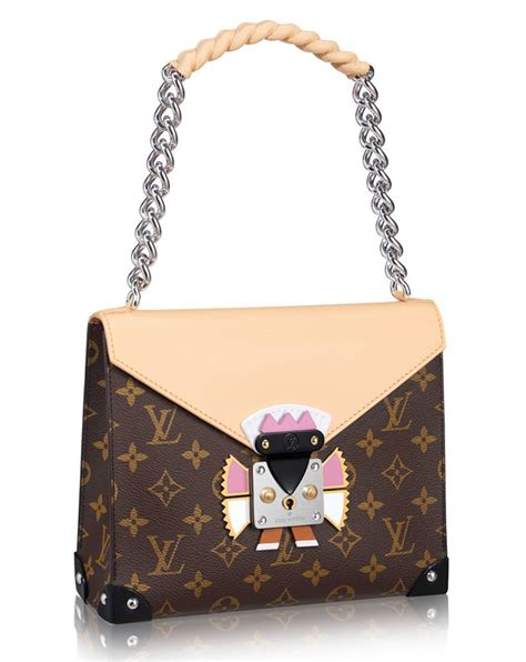 Louis Vuitton Runway Chain It Handbags 226 check out louis vuitton s cruise 2015 bags now available in stores and purseblog