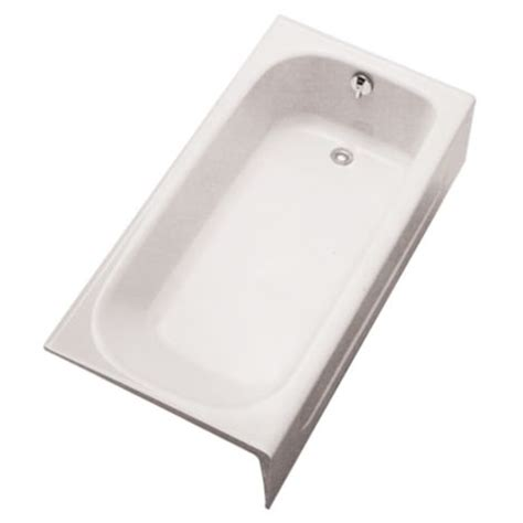 enameled cast iron bathtub toto fby1515rp enameled cast iron bathtub 30 x 14 11 16