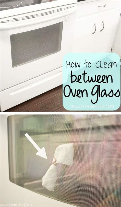 Cleaning Oven Door Glass Cleaning Oven Glass Diy For
