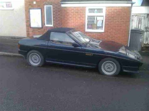 Tvr 350i For Sale Tvr 350i Convertable Car For Sale
