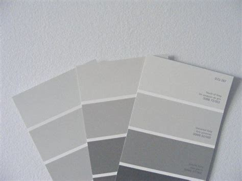 gray paint swatches grey paint sles shades of grey pinterest