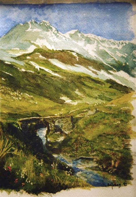 Commentaire Dormeur Du Val by Le Dormeur Du Val D Arthur Rimbaud Aquarelle De Jo 235 L
