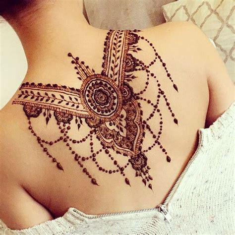 tatuajes de henna dise 241 os y diferentes alternativas de