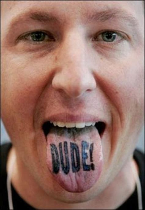 tongue tattoo tongue tattoos damn cool pictures