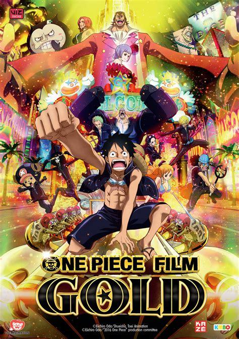one piece film gold plot one piece gold film 2016 allocin 233