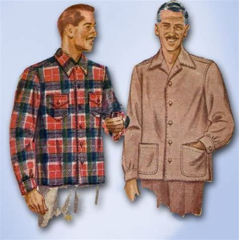 mens shirt pattern easy top 37 ideas about mens vintage patterns on pinterest