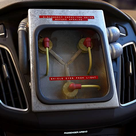 how to read flux capacitor back to the future day you can get a flux capacitor upgrade in the 2016 ford focus the