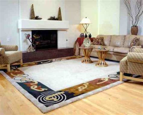How Big Of A Rug For Living Room by Large Living Room Rugs Decor Ideasdecor Ideas