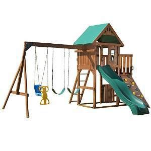 best rated swing sets the best backyard swing sets for kids 2018 family living