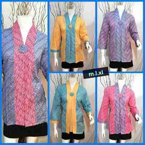 Dress 034 Rp 65 000 aneka model baju batik modern pria dan wanita sarimbit dress