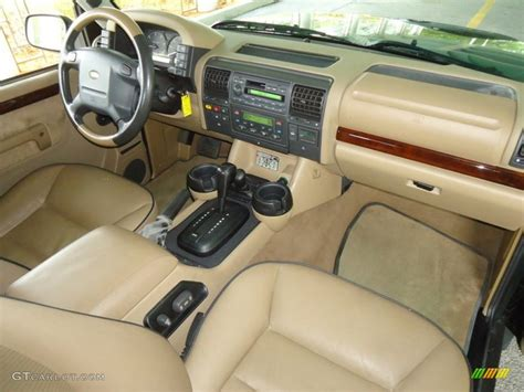 car engine manuals 2001 land rover discovery instrument cluster 2001 land rover discovery ii se bahama beige dashboard photo 78207549 gtcarlot com