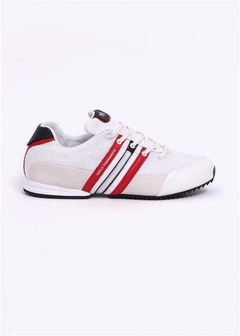 Sepatu Premium Adidas Y3 Yohji Yamamoto adidas x yohji yamamoto y 3 sprint trainers white