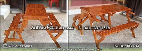 Kursi Magic Jati Teak Magic Chair meja kursi lipat magic kayu jati arif jati furniture