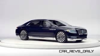 new lincoln concept car 2015 lincoln continental concept
