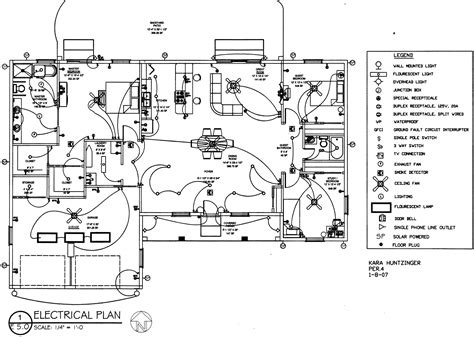 pin by spencer on electrical electrical plan 2 bedroom
