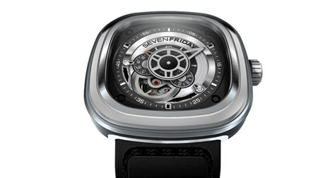 focus sur la fascinante p series de sevenfriday le petit