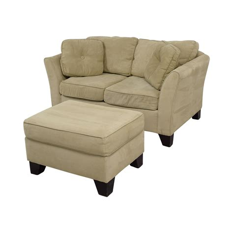 loveseat with ottoman 86 macy s macy s loveseat with ottoman sofas