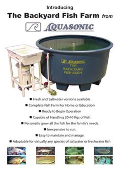 backyard fish farming trout 1000 ideas about fish farming on pinterest aquaponics