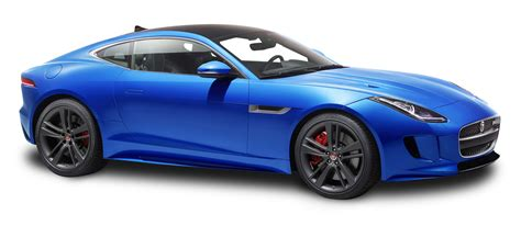 cars blue jaguar f type luxury sports blue car png image pngpix
