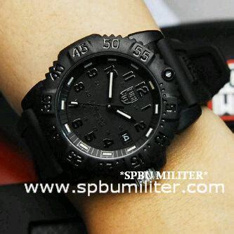 Jam Tangan Militer Luminox jam tangan luminox black spbu militer