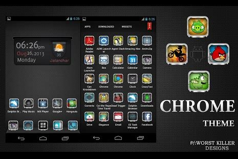 themes for android chrome chrome theme update your device look free apps android com