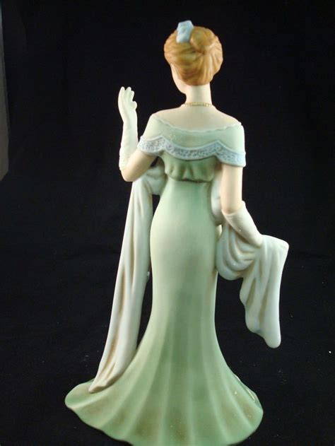 home interior porcelain figurines 20 best images about home interior lady s on pinterest