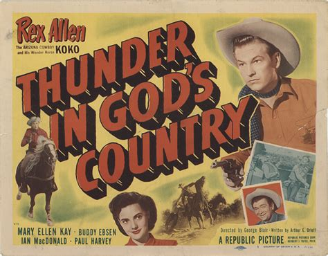 thunder in god country 1951 full movie thunder in god s country 1951 original movie poster fff 38259 fff movie posters