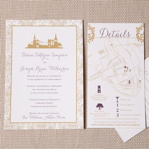 Wedding Invitations Charleston Sc by 15 Best Invitations And Save The Dates Images On