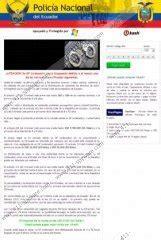 policia nacional del ecuador reclutamiento guia penitenciario gu 237 a de eliminaci 243 n de polic 237 a nacional del ecuador virus