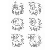 1000  Id&233es &224 Propos De Calligraphie Alphabet Sur Pinterest