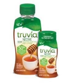 truvia nectar reviews nutritional info tips