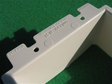 Electrical Ceiling Box Extender by Octogonal Ceiling Electrical Box Extender 1 1 2 Quot Ebay