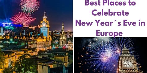 places  celebrate  years eve  europe