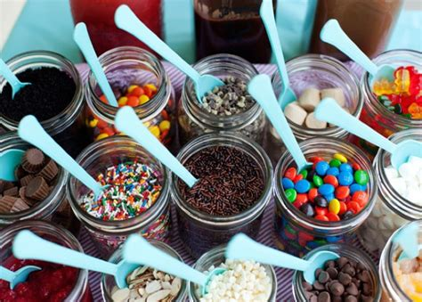 toppings for ice cream sundae bar 13 amazing ice cream sundae bars