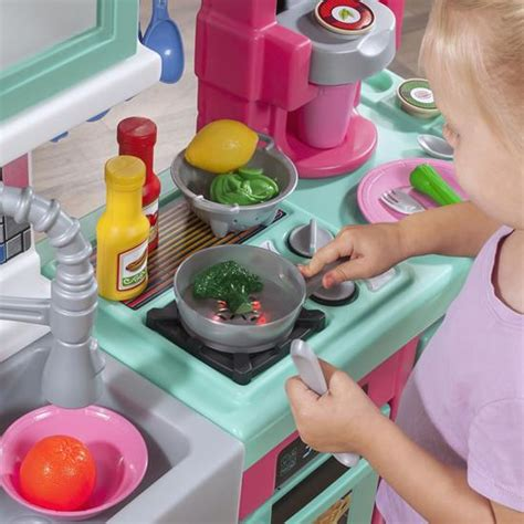 Step 2 Play Sink by Contemporary Chef Kitchen Pink Retailer Exclusive Step2