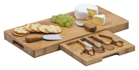 Bor Set gourmet cheese board set 171 the catalogue